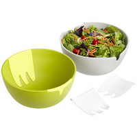 The Container Store > Hands On? Salad Bowl