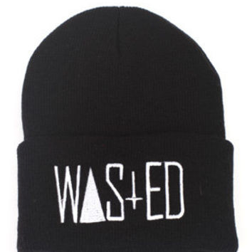 Rum & Koke WASTED Beanie for Men : Karmaloop.com - Global Concrete Culture