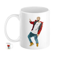 Drake Hotline Bling Dancing Double Sided Mug