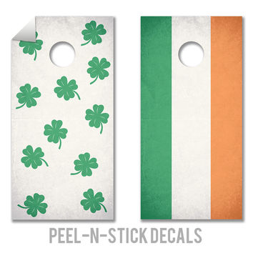 Luck O The Irish Decals