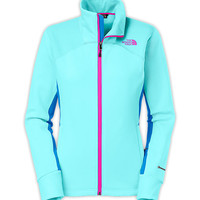 The North Face Women's Jackets & Vests FLEECE WOMEN'S MOMENTUM PRO JACKET