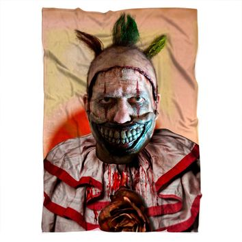American Horror Story Twisty Blanket