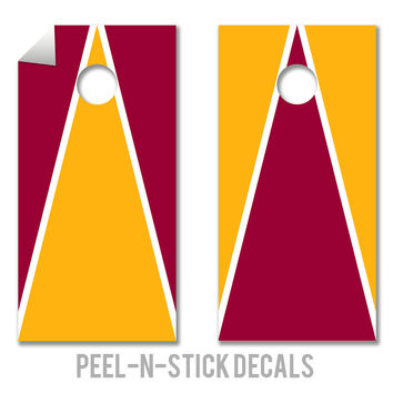 Arizona State Sun Devils Decals