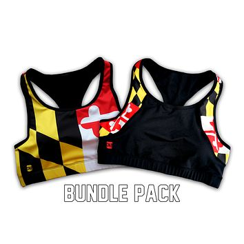 Maryland / Sports Bra *BUNDLE PACK*