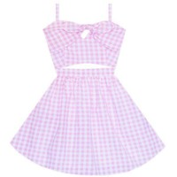 Pretty Picnic Cutout Dress – Bonne Chance Collections
