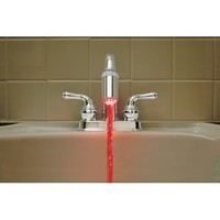 Amazon.com: Temperature Sensitive LED Faucet Light