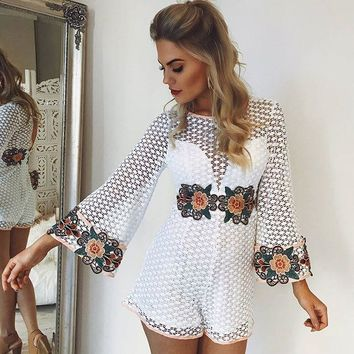 Formation Playsuit