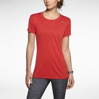 Nike Legend Short-Sleeve Women's Training T-Shirt - University Red