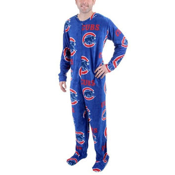Chicago Cubs - Logo All-Over Union Suit