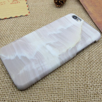 White Rock Stone Case Cover For iPhone 5se 5s 6 6s Plus Gift 306