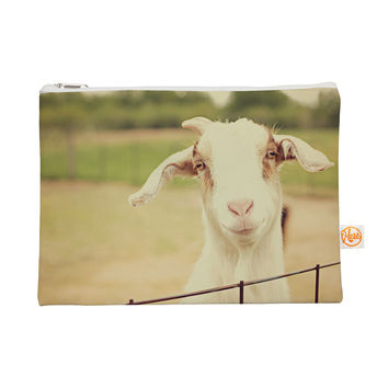 "Angie Turner ""Happy Goat"" Smiling Animal Everything Bag"