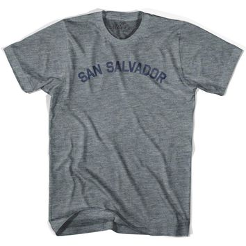 San Salvador City Vintage T-shirt