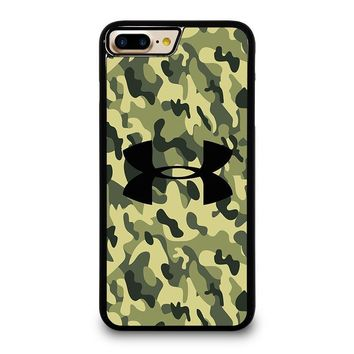CAMO BAPE UNDER ARMOUR iPhone 4/4S 5/5S/SE 5C 6/6S 7 8 Plus X Case