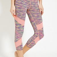 TLF Space Dye Capri Leggings