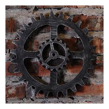 Industrial Style Gear Wall Haning Decoration    CL02