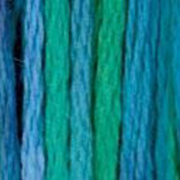 DMC Color Variations 6-Strand Embroidery Floss 8.7yd-Monet's Garden