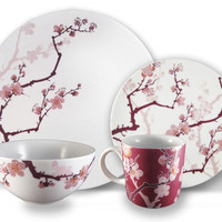 Ink Dish - Cherry Ink 4 Piece Set