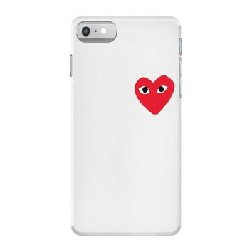 comme des garcons play iPhone 7 Case