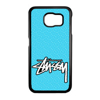 Stussy Raps St?ssy Surfware Clothing Samsung Galaxy S6 Case