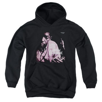 CONCORD MUSIC/LUSH LIFE-YOUTH PULL-OVER HOODIE - BLACK -