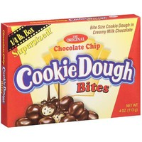 Walmart: Taste Of Nature: Chocolate Chip Cookie Dough Bites, 4 Oz