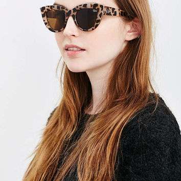 Quay Kittie Cat-Eye Sunglasses - Urban Outfitters