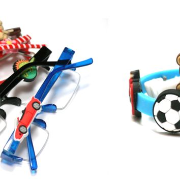 Blings - Customize, Accessorize, Personalize Your Eyeglass Frames
