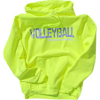 Ready To Play Volleyball Sweatshirt