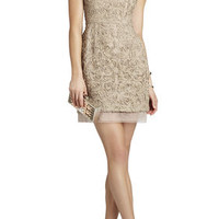 BCBG Marissa V-Neck Dress