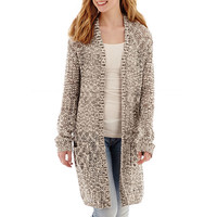Arizona Marl Duster Cardigan - JCPenney