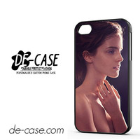 Beautiful Emma Watson DEAL-1632 Apple Phonecase Cover For Iphone 4 / Iphone 4S