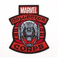Marvel Collectors Corps Ultron Patch