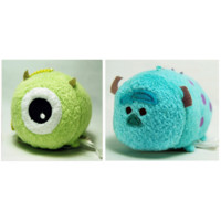 Monsters University Mike Wazowski and Sulley Doll Toy