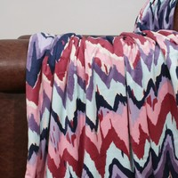 Paintica Chevron Throw