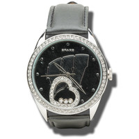 Rico Industries, Inc. Women's Heart Watch