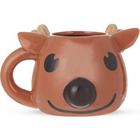 CHRISTMAS - Rudolph heat change mug | Selfridges.com