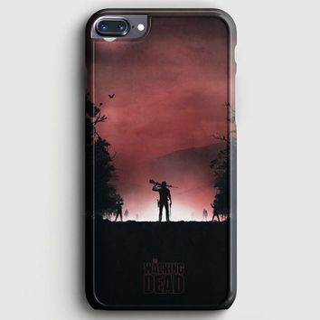 The Walking Dead Artwork iPhone 7 Plus Case | casescraft