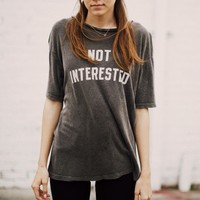 REAGAN NOT INTERESTED TOP