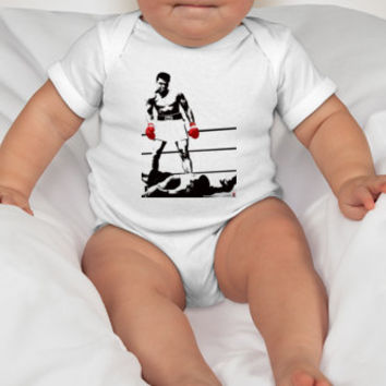 Muhammad Ali Baby Onesuit or Toddler Tee