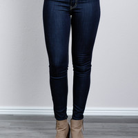 Dark Wash KanCan Jegging