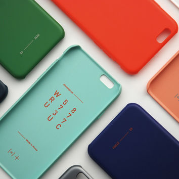 ElevenPlus iPhone 6 Color Case