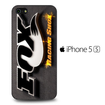 Fox Racing Shox iPhone 5S Case