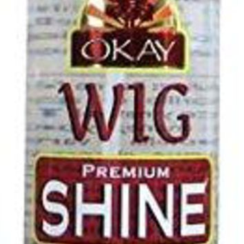 Okay Oil Free Formula Wig Shine