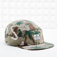 Penfield 5 Panel Cap mit Hawaii-Tarnmuster - Urban Outfitters