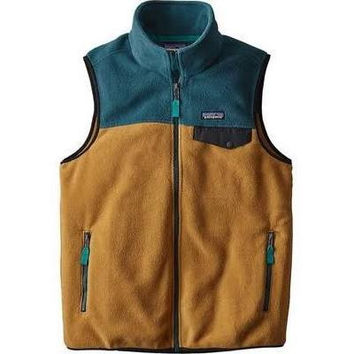 Patagonia M LW Synch Snap T Vest