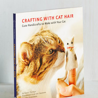 Handmade & DIY Crafting With Cat Hair by ModCloth