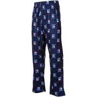 New York Rangers Youth Allover Flannel Pajama Pant