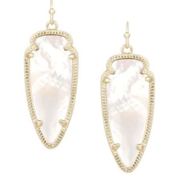 Sky Earrings in Ivory Pearl - Kendra Scott Jewelry