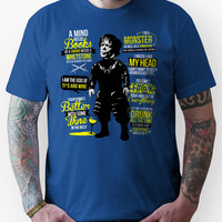 Quotes of the Half Man Unisex T-Shirt