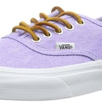 Vans Authentic Slim Canvas Sneakers Shoes
